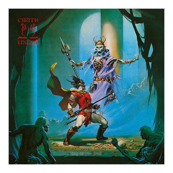 Cirith Ungol - King Of The Dead - Album Cover