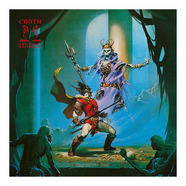 Cirith Ungol - King Of The Dead - Album Cover