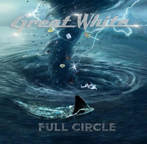 Great White - Full Circle - Album Cover