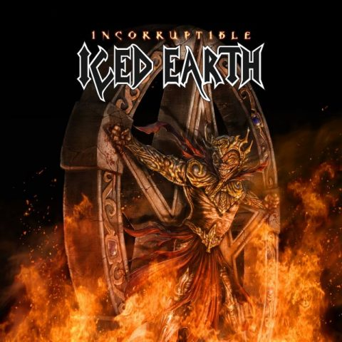 Iced Earth - Incorruptible - Album Cover