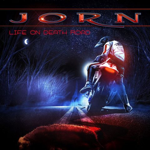 Jorn - Life On Death Road - Album Cover