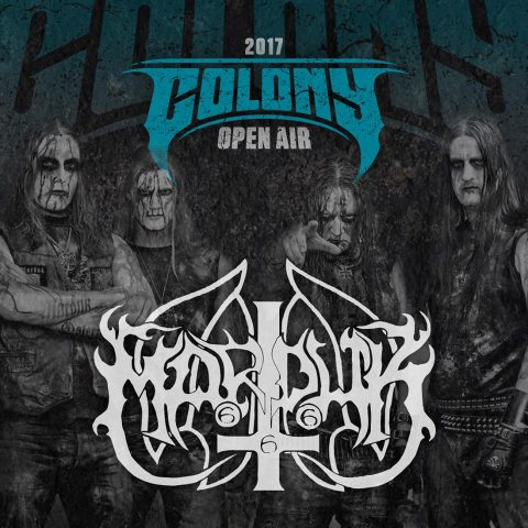 Marduk - Colony Open Air 2017 - Promo