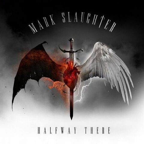 Mark Slaughter - Halfway There - Album Cover