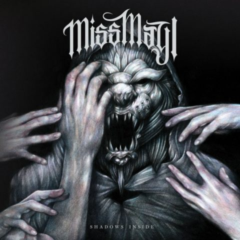 Miss May I - Shadows Inside - Album Cover