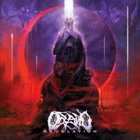 Oceano - Revelation - Album Cover