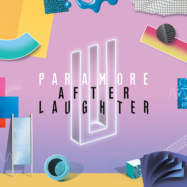Paramore - After Laughter - Album Cover