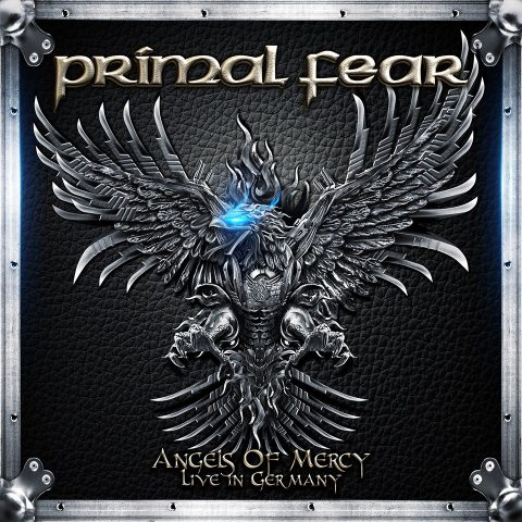 Primal Fear - Angel Of Mercy - Live In Germany - Album Cover