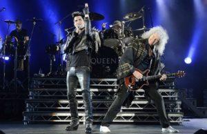 Queen + Adam Lambert - Milano @ Mediolanum Forum