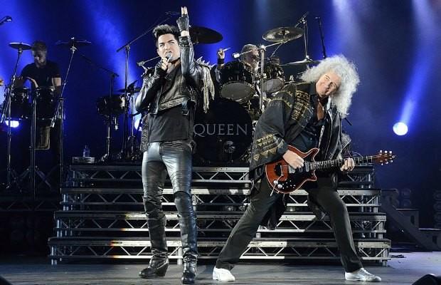 Queen - Adam Lambert