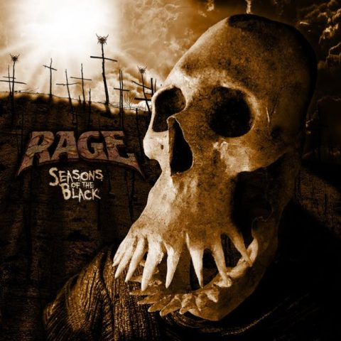 Rage - Seasons Of The Black - Album Cover