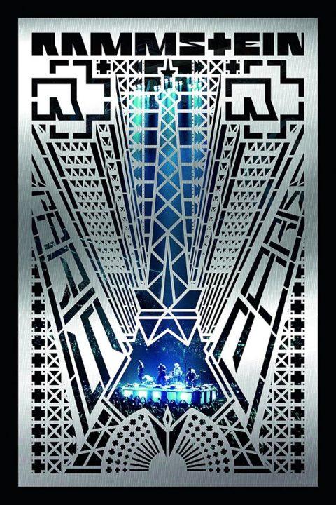 Rammstein - Paris - DVD Cover