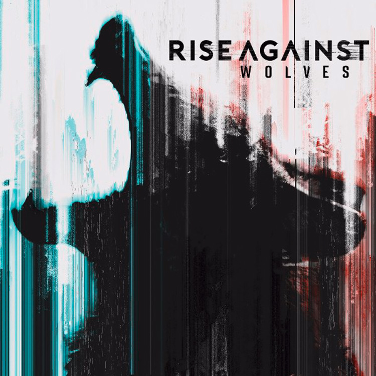 Rise Against - Wolves - Album Cover