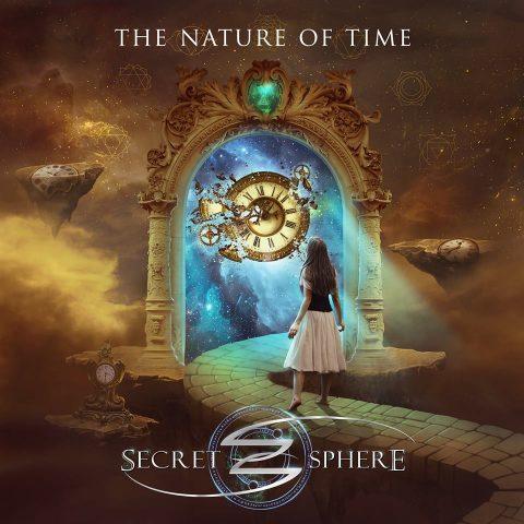 Secret Sphere - The Nature Of Time - Album Cover