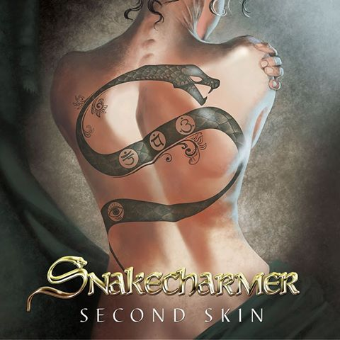 Snakecharmer - Second Skin - Album Cover
