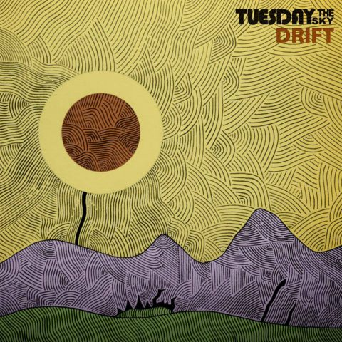 Tuesday The Sky - Drift - Album Cover