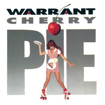 Warrant - Cherry Pie - Album Cover