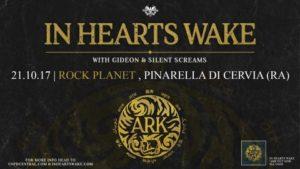 In Hearts Wake + guests @ Ravenna @ Rock Planet Club   Cervia   Emilia-Romagna   Italia