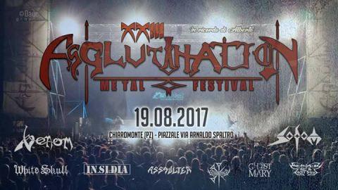 Agglutination Metal Fest 2017 - Promo