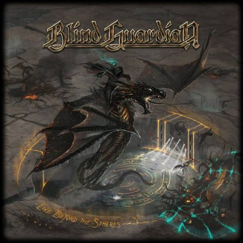 Blind Guardian - Live Beyond The Spheres - Album Cover