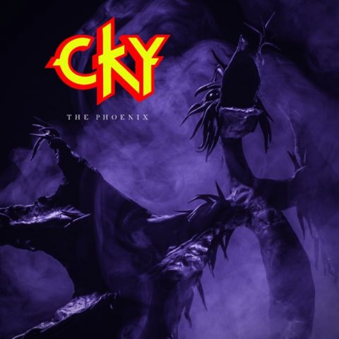 CKY - The Phoenix - Album Cover