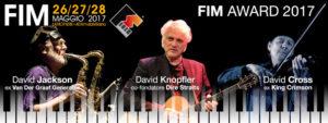 David Cross Band al FIM 2017 - Como @ Lariofiere | Erba | Lombardia | Italia