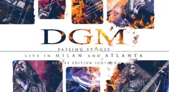 "DGM: il live video di ""Trust"""