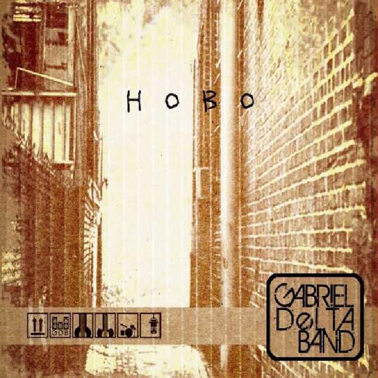 Gabriel Delta - Hobo - Album Cover