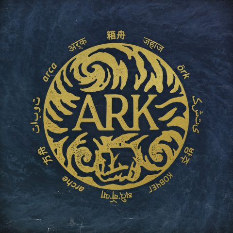 In Hearts Wake - Ark - Album Cover