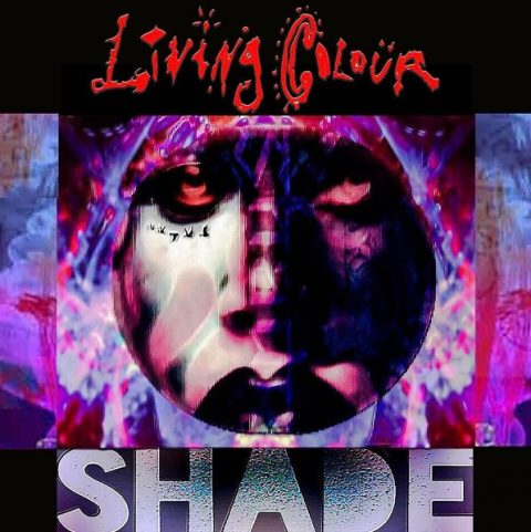 Living Colour - Shade - Album Cover