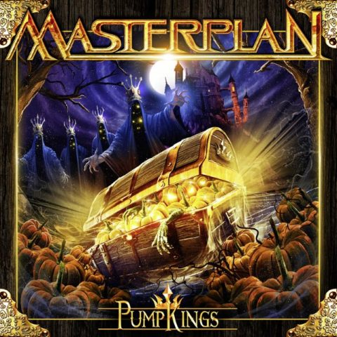Masterplan - Pumpkings - Album Cover