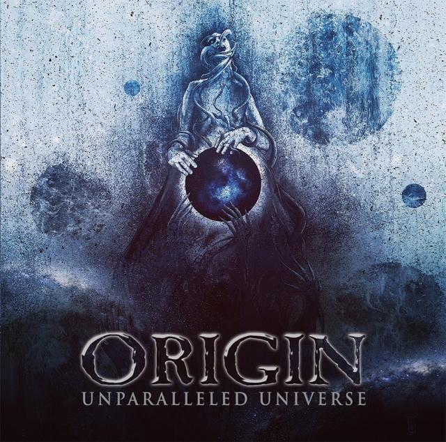 Origin - Unparallel Universe - Album Cover
