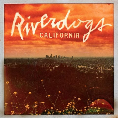 Riverdogs - California - Album Cover