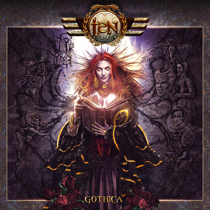 Ten - Gothica - Album Cover