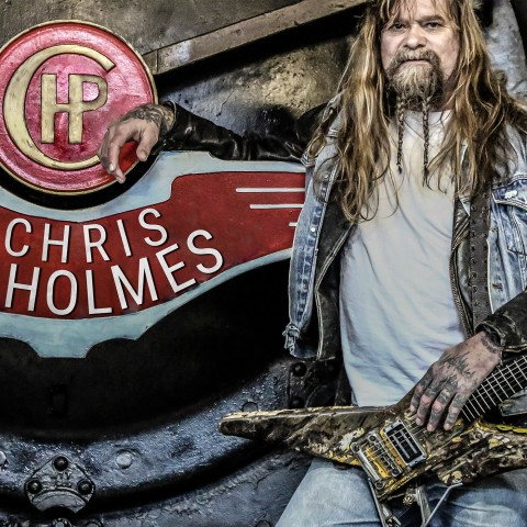 Chris Holmes - CHP - Album Cover