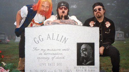 GG Allin | 29 agosto 1956 – 28 giugno 1993