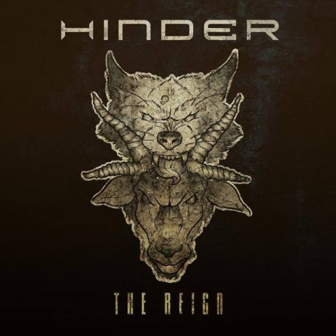 Hinder - The Reign - Album Cover