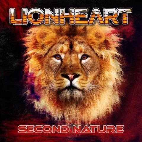 Lionheart - Second Nature - Album Cover