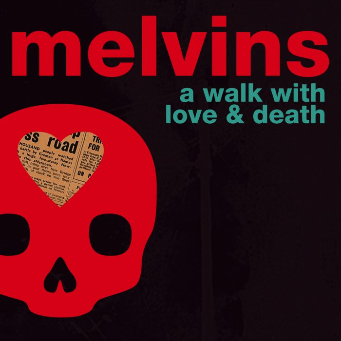 Melvins - A Walk With Love And Death - Album Cover