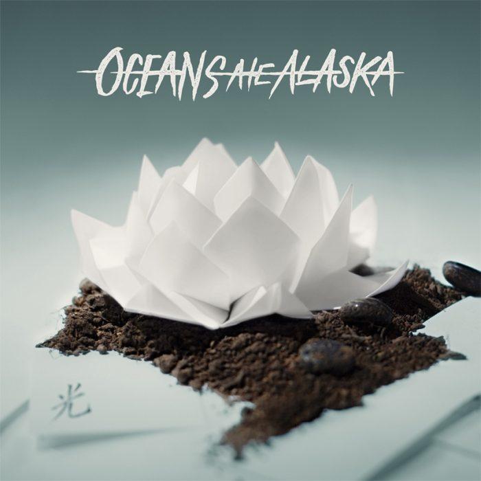 Oceans Ate Alaska - Hikari - Album Cover