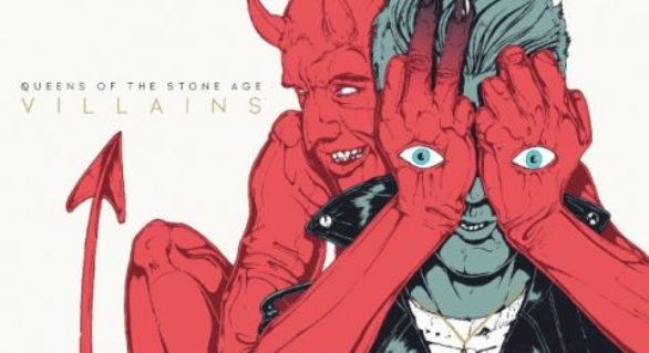 "Queens Of The Stone Age: il brano ""The Evil Has Landed"""