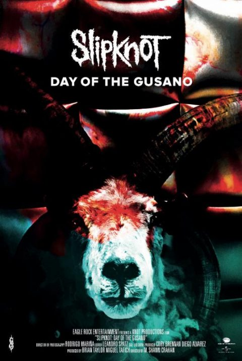Slipknot - Day Of Gusano - Documentary Cover
