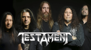 Testament + Annihilator + Death Angel @ Milano @ Live Music Club