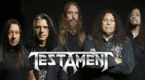 Testament + Annihilator + Death Angel @ Milano @ Live Music Club