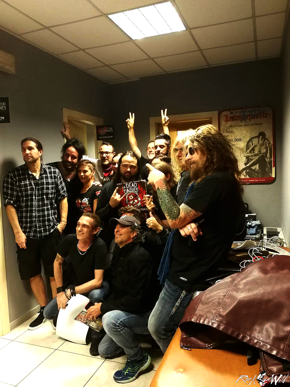 The Dead Daisies @ Druso - 05 06 2017