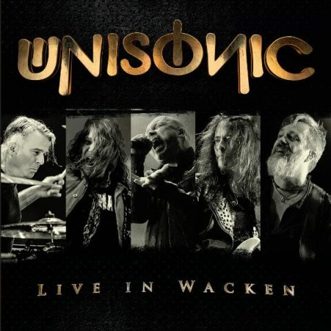 Unosonic - Live In Wacken - Album Cover