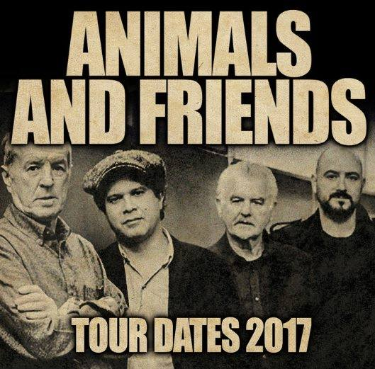 Animal And Friends - Tour Dates 2017 - Promo