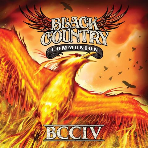 Black Country Communion - BCCIV - Album Cover