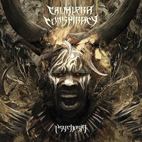 Cavalera Conspiracy - Psychosis - Album Cover