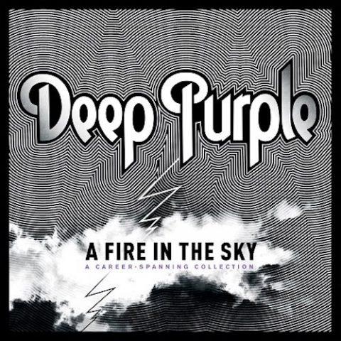 Deep Purple - A Fire In The Sky - Album Cover