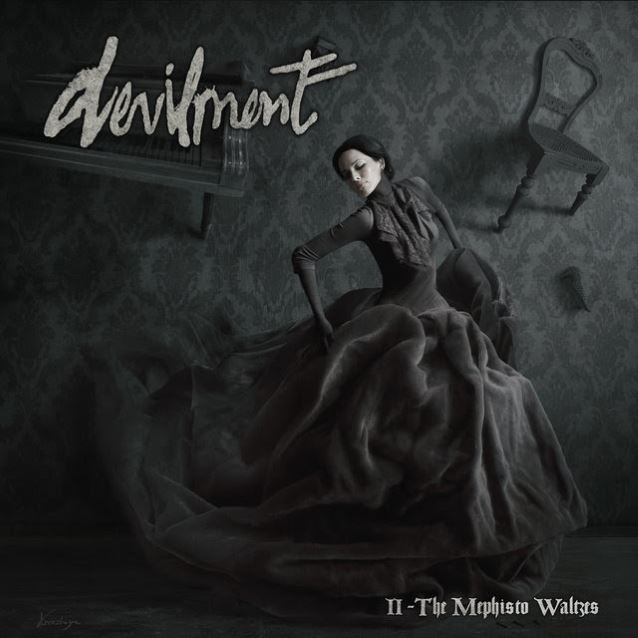 Devilment - Devilment II The Mephisto Waltzes - Album Cover